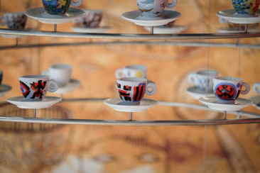 ILLY CAFFE': LE FOTO